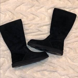 Ugg Australia Black Sunset II Boots